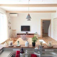 16畳のⅬDKにおすすめのレイアウト実例!広いリビングで居心地の良い空間作り♪