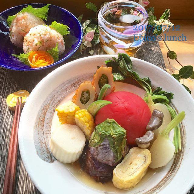 野菜たっぷりの夕飯☆メイン野菜だけ2