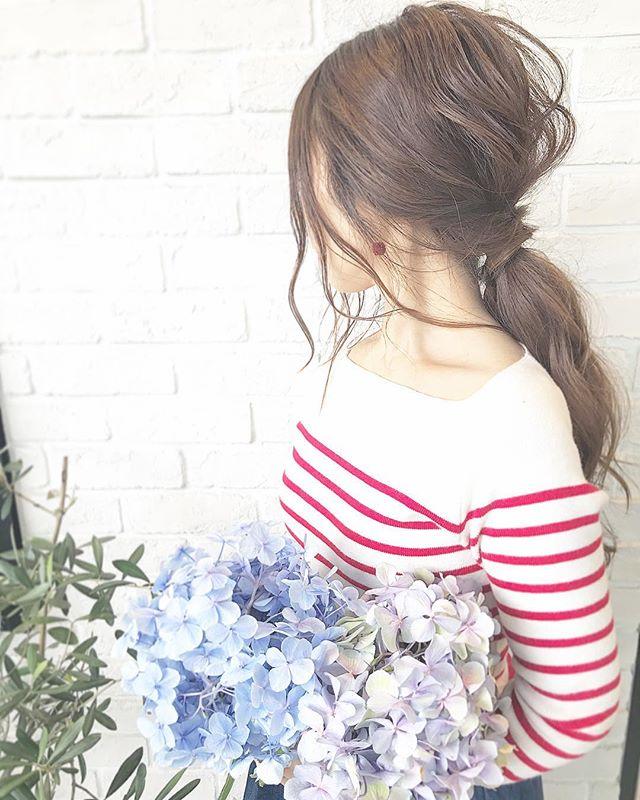 デートにおすすめ冬の髪型18