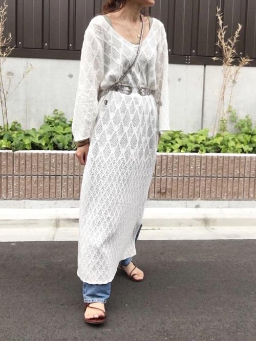 【タイ】12月の快適な服装《ワンピ》