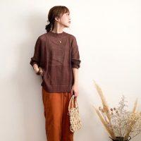 【ZARA・しまむらetc.】で初秋コーデを楽しもう♡大人のプチプラファッション