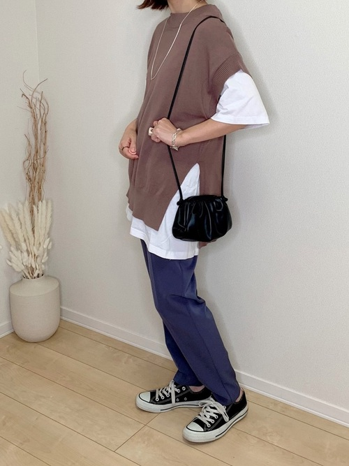 GUで作る大人の秋ファッション3