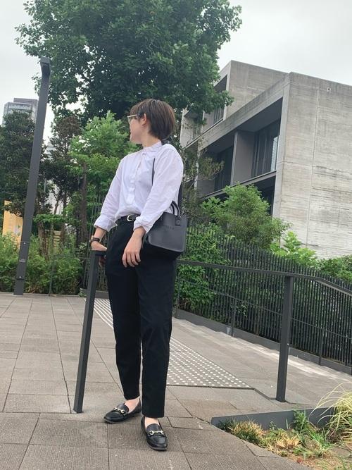 【ユニクロ】大人の着こなし術3