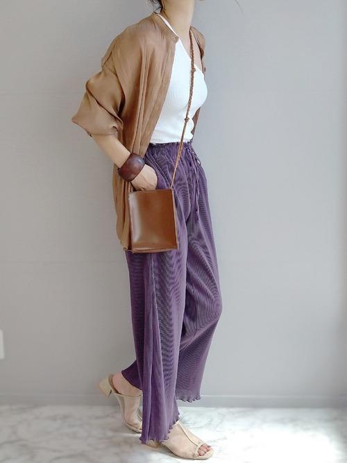 GUで作る大人の秋ファッション4