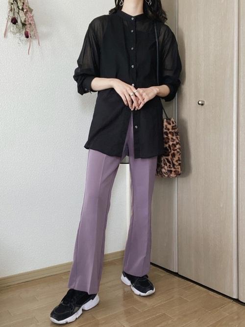 周りに褒められるユニクロファッション2