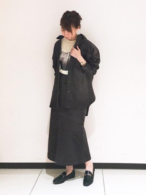 [Te chichi] オヤココールタイトスカート