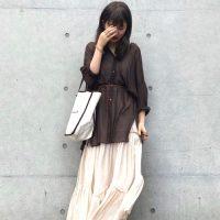 着こなしもお買い物も楽々♪【GU・ユニクロ・しまむら】のお手本秋コーデ♡