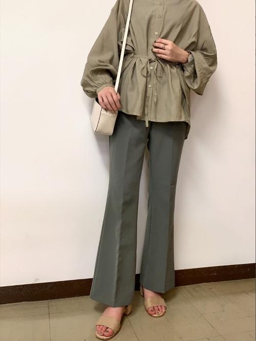 GUのプチプラ秋ファッション6