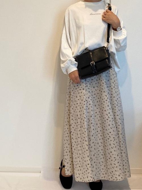 GUのプチプラ秋ファッション8