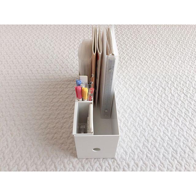 ファイルボックスの収納4