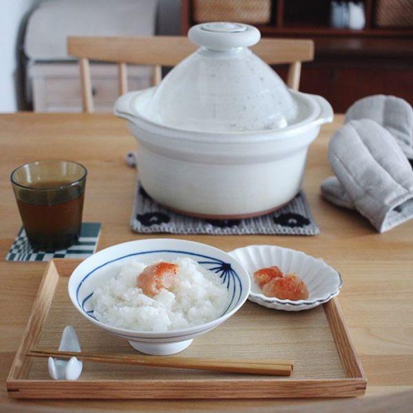 【白山陶器】平茶碗
