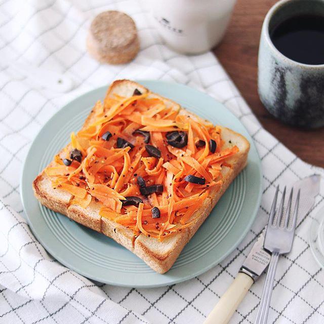 風邪予防に良い食べ物のレシピ☆ニンジン2