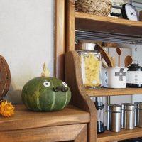 かぼちゃが可愛いハロウィンインテリア♪イベントコーデをチェックしよう