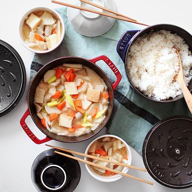 野菜たっぷりの夕飯☆スープ