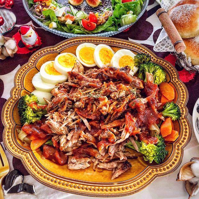 クリスマスの手作り肉料理レシピ12