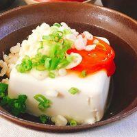 ほぼ豆腐だけレシピ特集!おつまみにもベストな簡単アレンジ料理をご紹介!