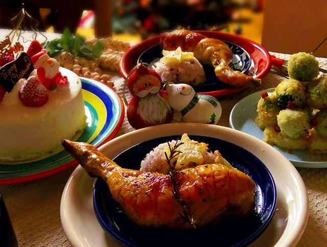 オーブンで鶏肉の美味しいレシピ☆行事3