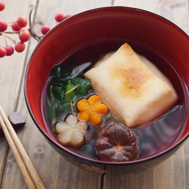 日本の冬はこれで決まり!ほっこりお雑煮
