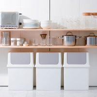使いやすい分別ゴミ箱おすすめ20選!スリムなデザインやフタ付きがキッチンで便利!