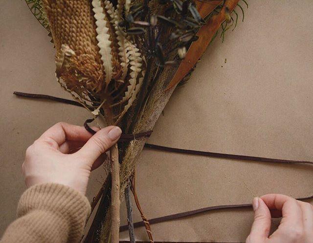 スワッグの飾り方《手作りの方法》4