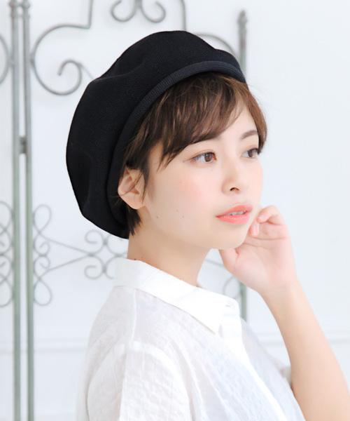 [14+(ICHIYON PLUS)] ロールアップサーモベレー帽