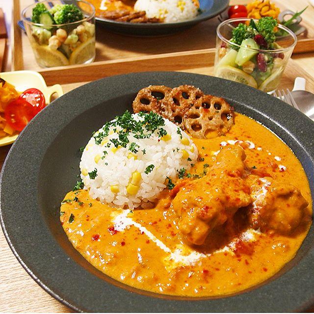 生クリームで人気のおかずレシピ☆昼食3