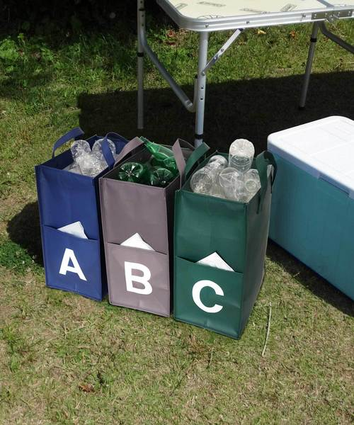携帯もできるおすすめ分別ゴミ箱
