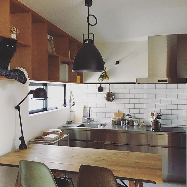 壁付けキッチンのメリット&デメリット15