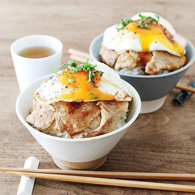 理想の朝ごはんで健康的なメニュー☆ごはん6