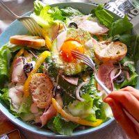 おしゃれなインスタ映えサラダの作り方!パーティーにもおすすめのヘルシーレシピ♪