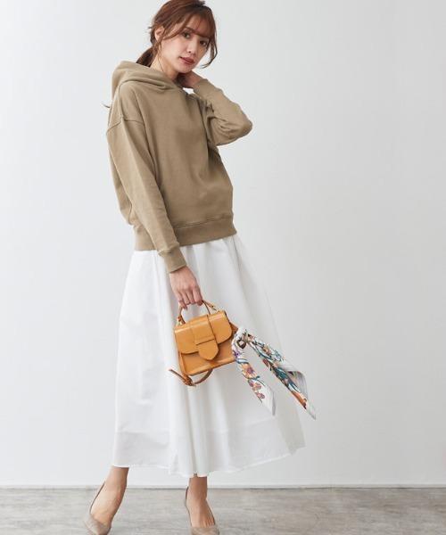 スカートで秋ファッション2
