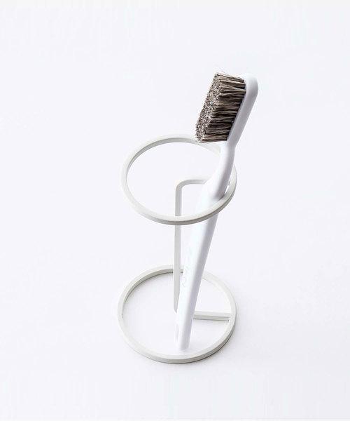 [sarasa design store] b2c バスワイヤー 歯ブラシスタンド&マグスタンド