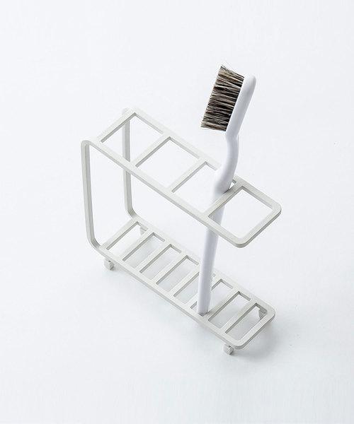 [sarasa design store] b2c バスワイヤー 歯ブラシスタンド