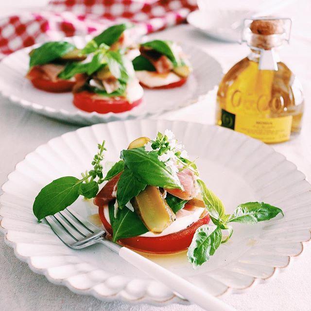 イタリアンの前菜♪野菜のレシピ