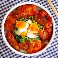 丼弁当の簡単レシピ特集!忙しい朝におすすめの冷めても美味しいメニューを紹介!