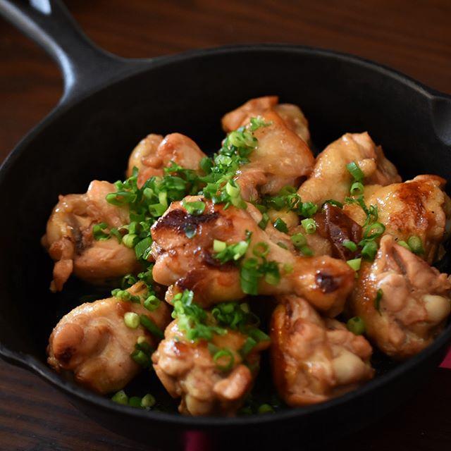 人気の和食レシピ!美味しい手羽元焼き