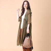秋も「シアー素材」がかわいい♡シーズンライクな透けアイテムの着こなし方とは?