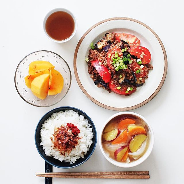秋茄子の美味しい簡単レシピ☆炒め物2