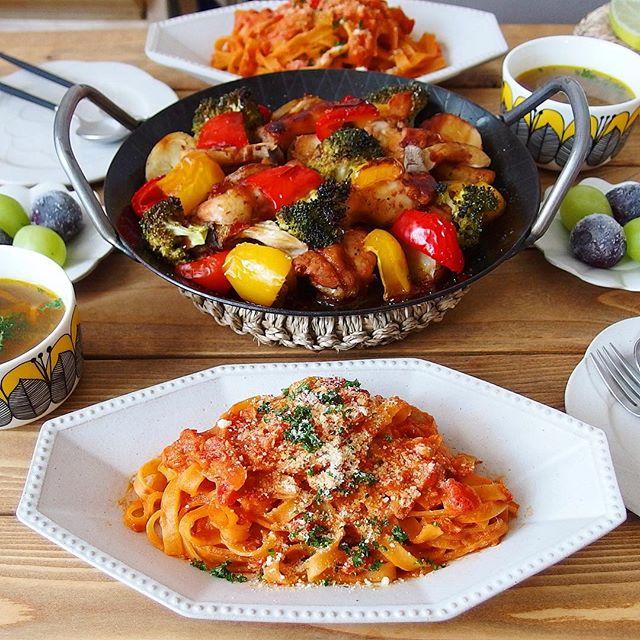 オーブンで鶏肉の美味しいレシピ☆記念日