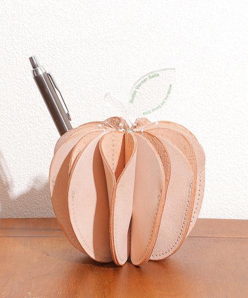 [ability] Butler Verner Sails バトラーバーナーセイルズ / Tokonume Apple Pen Case トコヌメアップルペンケース / JA-2358