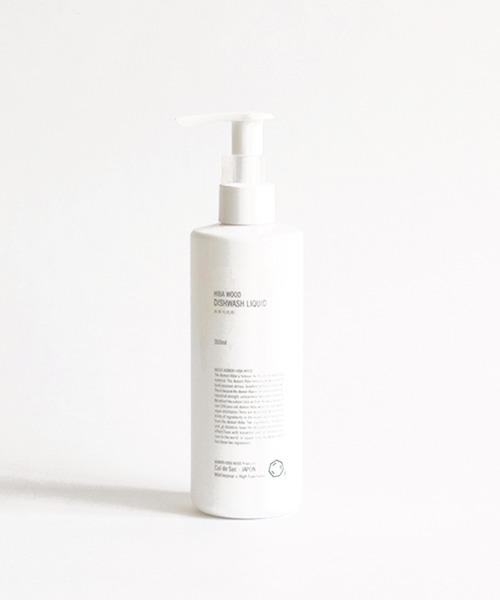 [L&HARMONY] [ Cul de Sac - JAPON/カルデサック-ジャポン ] DISHWASH SIQUID 食器用洗剤(青森ヒバ精油配合)300ml
