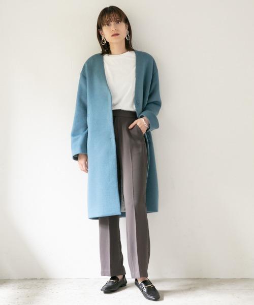 【名古屋】12月のパンツを使った服装2