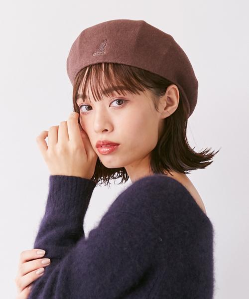 ベレー帽に似合うヘアアレンジ【ショート〜ボブ】