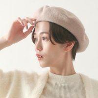 ベレー帽×ショートカット特集!髪の長さに合ったおしゃれなかぶり方を伝授!