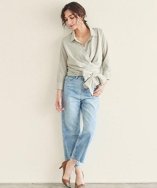 気分に合わせて選べる大人の秋ファッション【パンツ】3