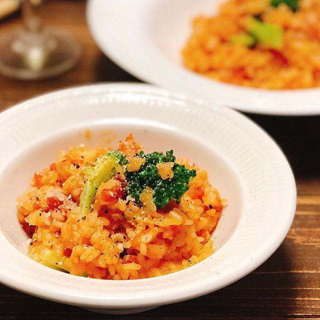 誕生日の献立に人気の手作りレシピ☆ご飯類5