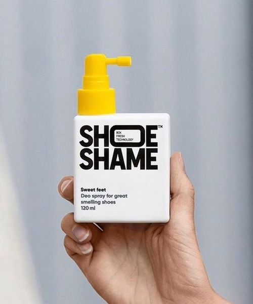 [SiNCERE] 〈SHOE SHAME/シューシェイム〉Sweet feet/除菌消臭スプレー