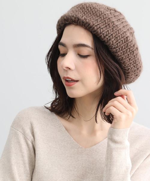 ベレー帽に似合うヘアアレンジ【ショート〜ボブ】4