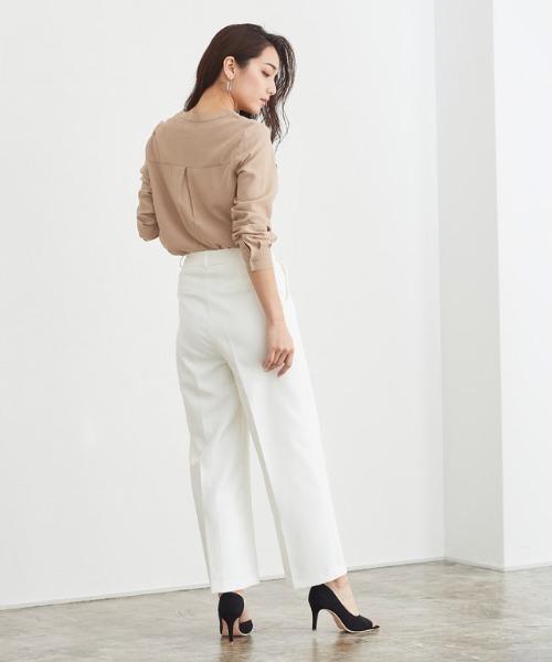 気分に合わせて選べる大人の秋ファッション【パンツ】1