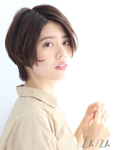 留袖に似合う50代女性の髪型《ショート》4